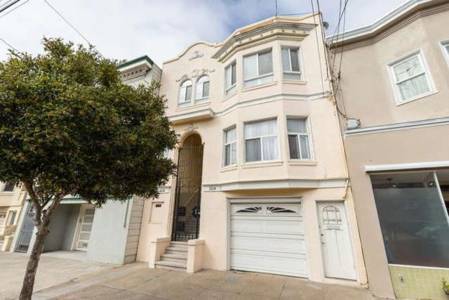 2014 Balboa St, San Francisco, CA 94121 (#ML81727495) :: The Warfel Gardin Group