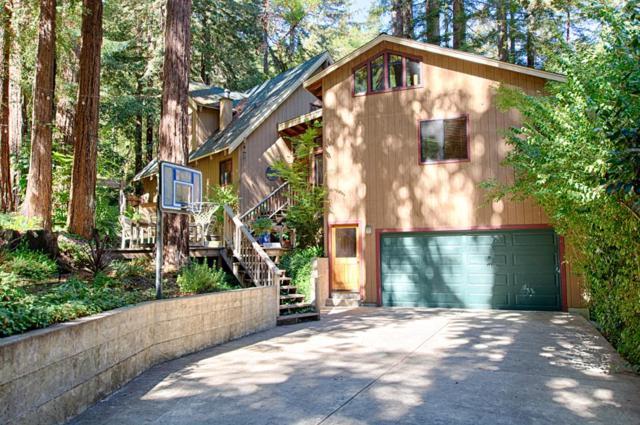 104 Ivy Way, Boulder Creek, CA 95006 (#ML81727509) :: Brett Jennings Real Estate Experts