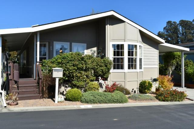 2435 Felt St 89, Santa Cruz, CA 95062 (#ML81727522) :: The Kulda Real Estate Group