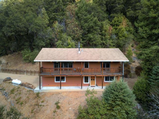 412 Mustang Mesa, Boulder Creek, CA 95006 (#ML81727529) :: Brett Jennings Real Estate Experts