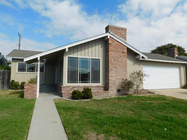 206 Primrose Dr, Salinas, CA 93906 (#ML81727533) :: Strock Real Estate