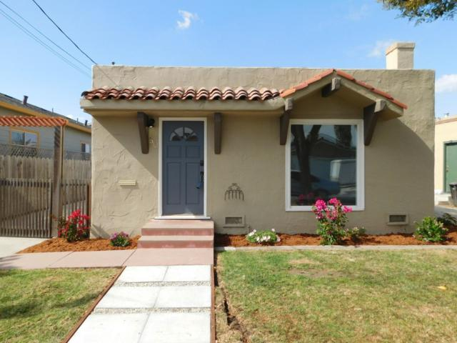 50 Villa St, Salinas, CA 93901 (#ML81727534) :: The Warfel Gardin Group