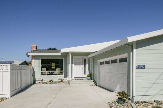 255 Seaside Dr, Pacifica, CA 94044 (#ML81727554) :: Strock Real Estate