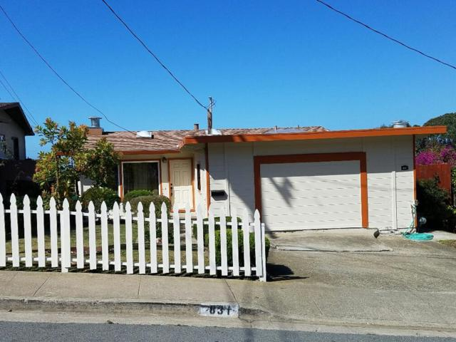 831 Edgemar Ave, Pacifica, CA 94044 (#ML81727588) :: The Kulda Real Estate Group