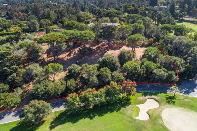 77 New Place Rd, Hillsborough, CA 94010 (#ML81727590) :: The Kulda Real Estate Group