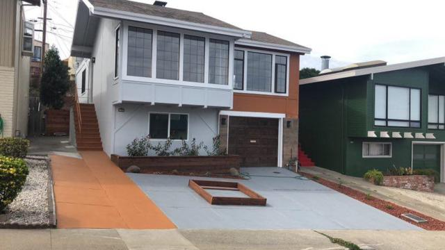 144 Mirada Dr, Daly City, CA 94015 (#ML81727597) :: Brett Jennings Real Estate Experts