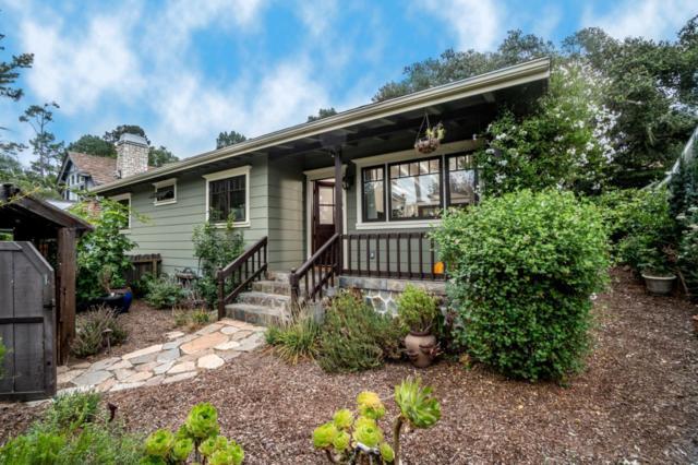 4 SE Carpenter & 4th St, Carmel, CA 93922 (#ML81727644) :: The Kulda Real Estate Group