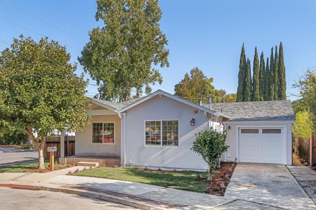 1607 Hampton Ave, Redwood City, CA 94061 (#ML81727659) :: Strock Real Estate