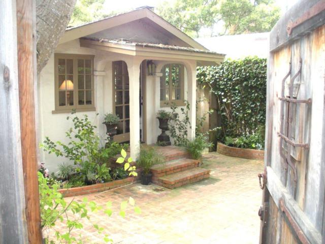 2 NW Carpenter & 3rd St, Carmel, CA 93921 (#ML81727669) :: The Kulda Real Estate Group