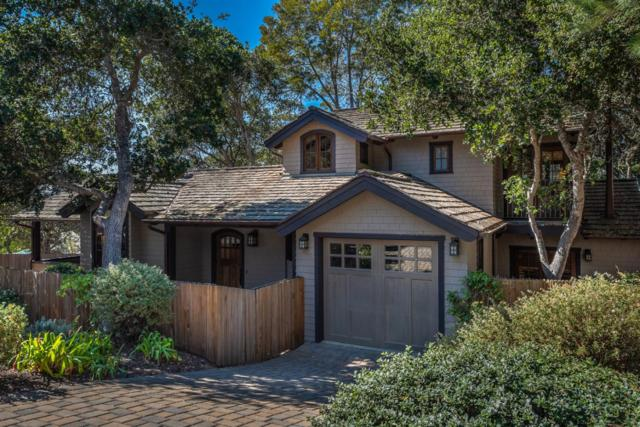 0 NW Corner Lincoln & 9th, Carmel, CA 93923 (#ML81727712) :: The Warfel Gardin Group