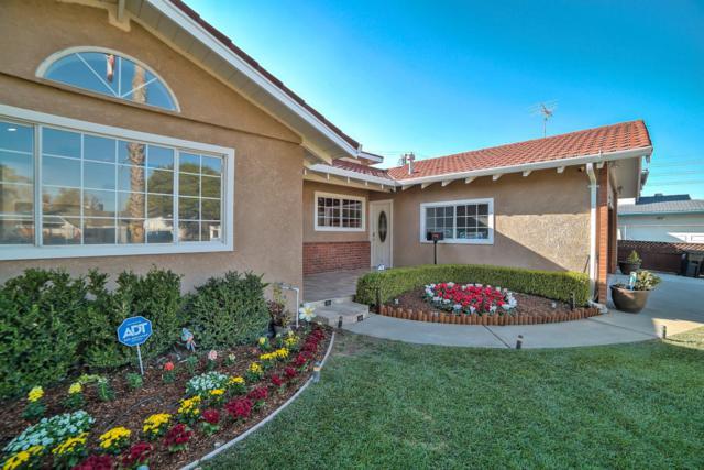 2425 Leigh Ave, San Jose, CA 95124 (#ML81727810) :: The Kulda Real Estate Group