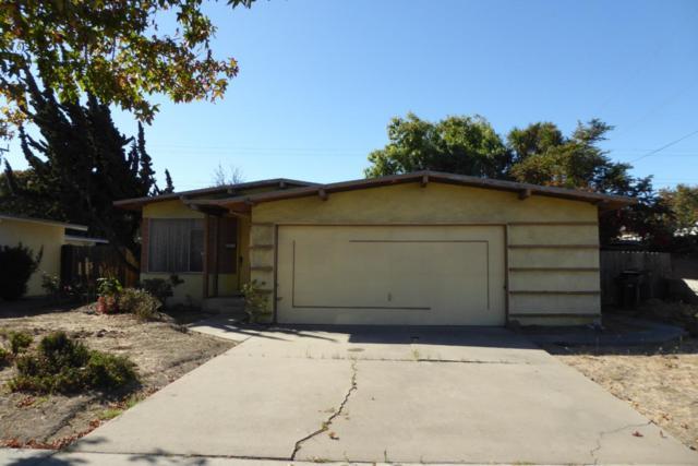 636 John St, Salinas, CA 93905 (#ML81727828) :: The Kulda Real Estate Group