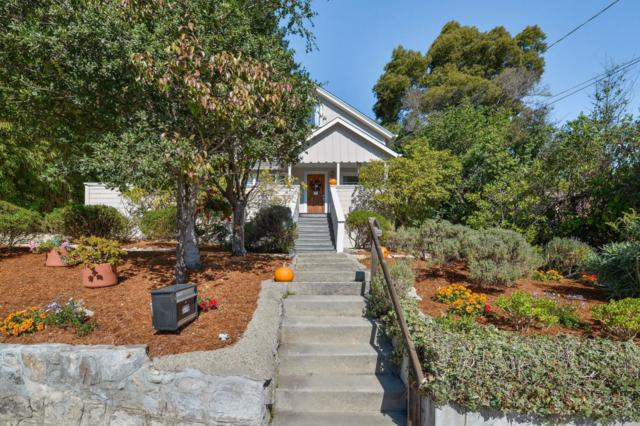 316 High St, Santa Cruz, CA 95060 (#ML81727835) :: The Kulda Real Estate Group