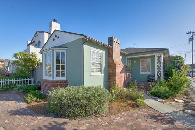 137 Monterey St, Santa Cruz, CA 95060 (#ML81727909) :: Strock Real Estate