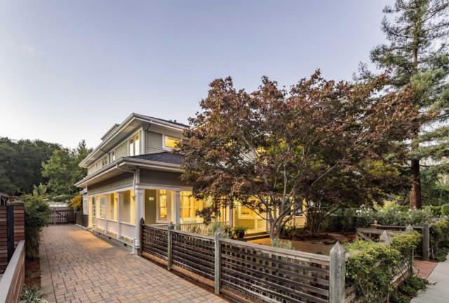 123 Tennyson Ave, Palo Alto, CA 94301 (#ML81727935) :: Strock Real Estate