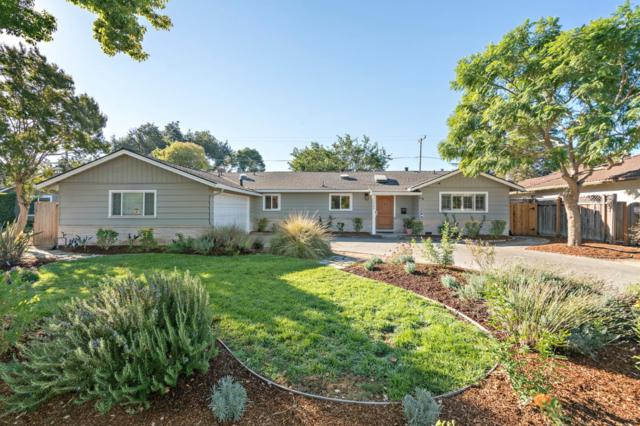 1554 Willow Oaks Dr, San Jose, CA 95125 (#ML81727968) :: The Goss Real Estate Group, Keller Williams Bay Area Estates