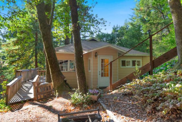 33 Woodwardia Ave, Mount Hermon, CA 95041 (#ML81728042) :: The Kulda Real Estate Group