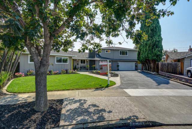 1057 Woodbine Way, San Jose, CA 95117 (#ML81728051) :: The Goss Real Estate Group, Keller Williams Bay Area Estates