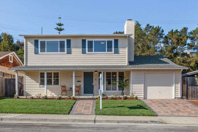 2832 Sunset Ter, San Mateo, CA 94403 (#ML81728106) :: Strock Real Estate
