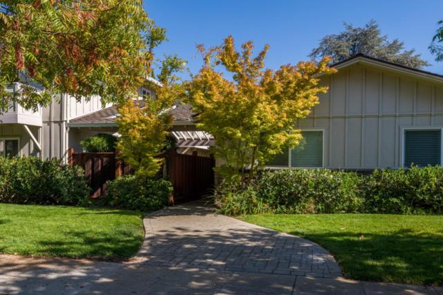 487 Tyndall St 4, Los Altos, CA 94022 (#ML81728116) :: The Kulda Real Estate Group