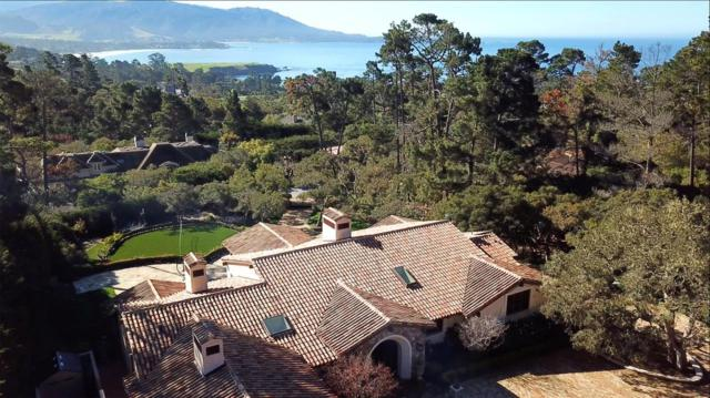 1515 Riata Rd, Pebble Beach, CA 93953 (#ML81728157) :: The Goss Real Estate Group, Keller Williams Bay Area Estates