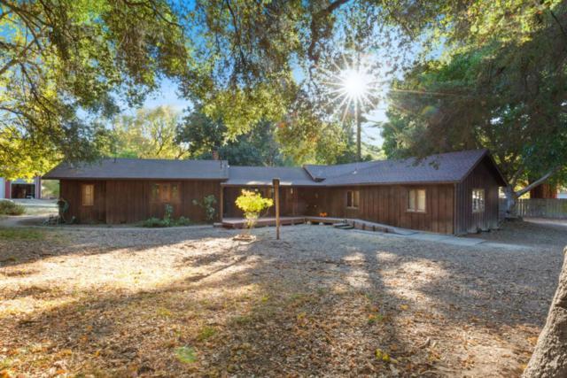 8925 Glen Arbor Rd, Ben Lomond, CA 95005 (#ML81728212) :: The Kulda Real Estate Group