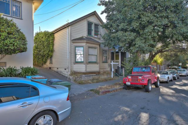 2308 Parker St, Berkeley, CA 94704 (#ML81728215) :: Strock Real Estate