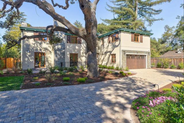 1050 Louise St, Menlo Park, CA 94025 (#ML81728264) :: The Kulda Real Estate Group
