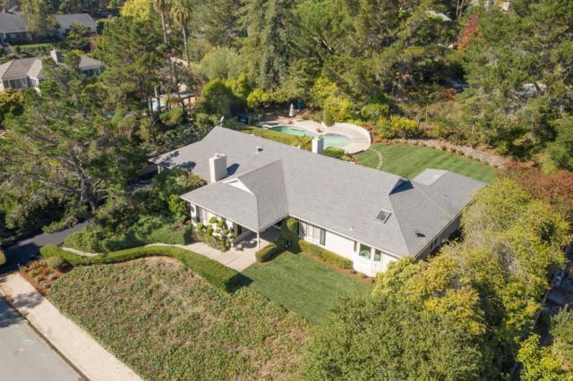 750 Tournament Dr, Hillsborough, CA 94010 (#ML81728274) :: The Kulda Real Estate Group