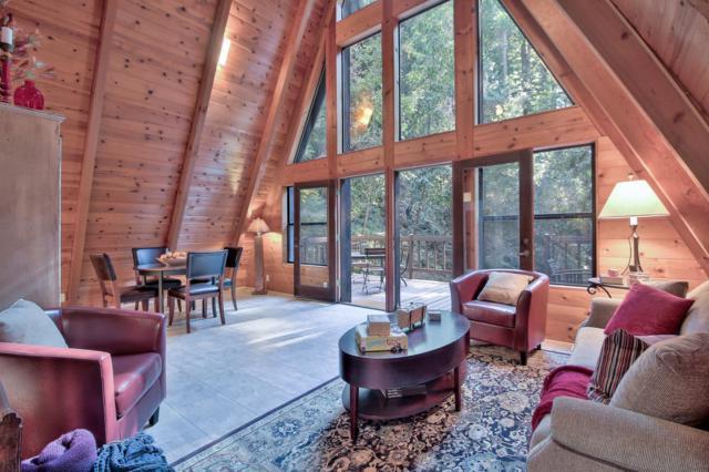 825 Tinkers Trl, Boulder Creek, CA 95006 (#ML81728294) :: The Kulda Real Estate Group