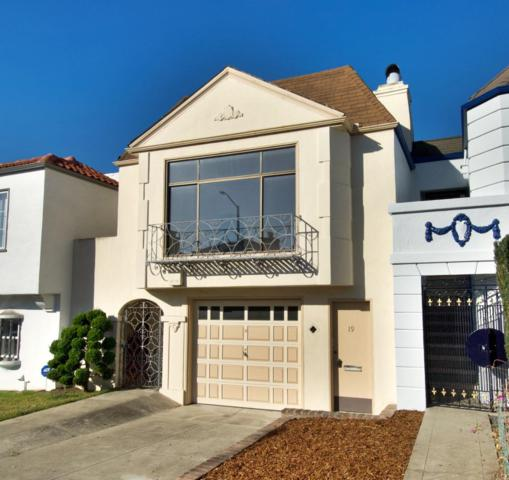 19 Inverness Dr, San Francisco, CA 94132 (#ML81728301) :: Strock Real Estate