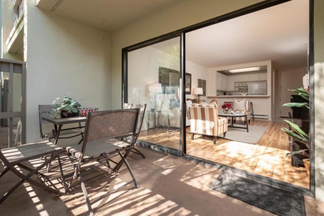 316 N El Camino Real 106, San Mateo, CA 94401 (#ML81728347) :: The Kulda Real Estate Group