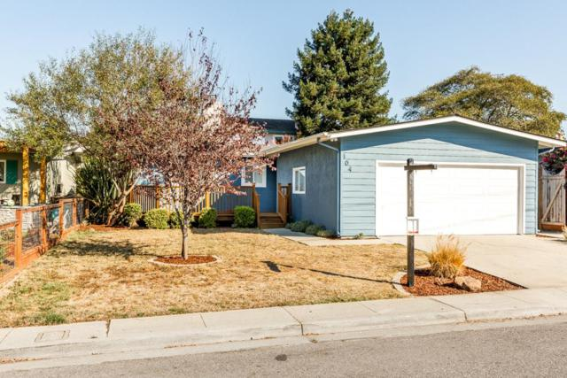 104 Flower St, Santa Cruz, CA 95060 (#ML81728460) :: The Kulda Real Estate Group