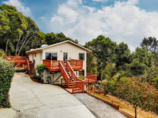 150 Charman Hill Rd, Aptos, CA 95003 (#ML81728696) :: The Warfel Gardin Group