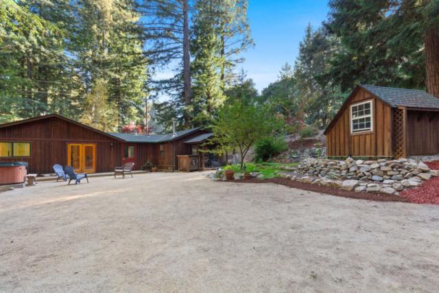 2175 Pine Flat Rd, Santa Cruz, CA 95060 (#ML81728700) :: Brett Jennings Real Estate Experts