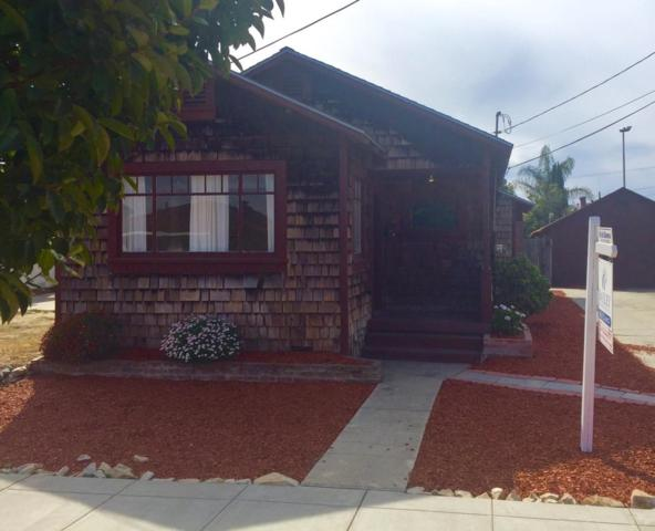 235 Trescony St, Santa Cruz, CA 95060 (#ML81728711) :: The Kulda Real Estate Group
