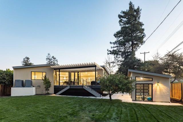 1066 Metro Cir, Palo Alto, CA 94303 (#ML81728782) :: The Warfel Gardin Group
