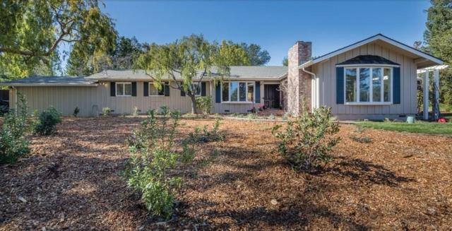 250 Woodside Dr, Woodside, CA 94062 (#ML81728850) :: The Kulda Real Estate Group