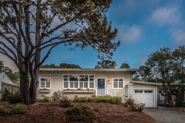 0 Ocean Ave 3Ne Of Carpenter St, Carmel, CA 93923 (#ML81728996) :: The Kulda Real Estate Group
