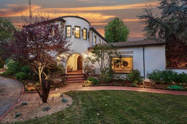 263 W Santa Inez Ave, Hillsborough, CA 94010 (#ML81729178) :: The Kulda Real Estate Group