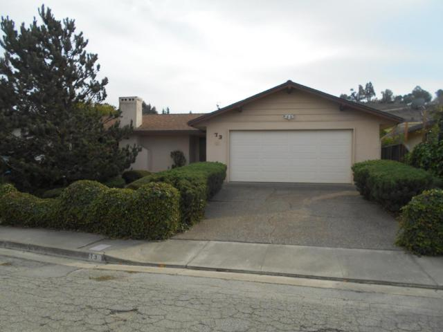 73 Franklin Cir, San Juan Bautista, CA 95045 (#ML81729224) :: The Kulda Real Estate Group