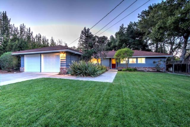 20711 Carniel Ave, Saratoga, CA 95070 (#ML81729457) :: The Warfel Gardin Group