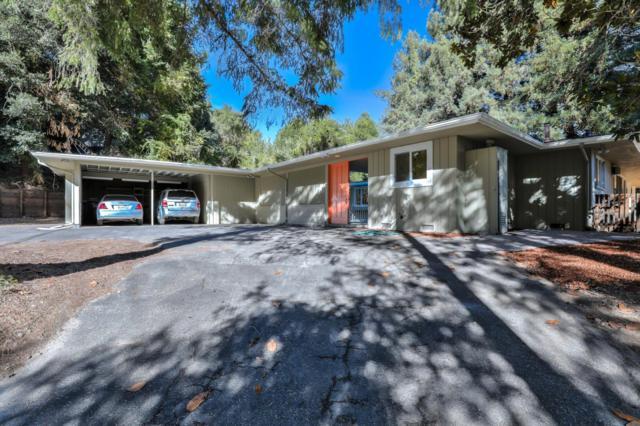 440 El Solyo Heights Dr, Felton, CA 95018 (#ML81729509) :: The Kulda Real Estate Group