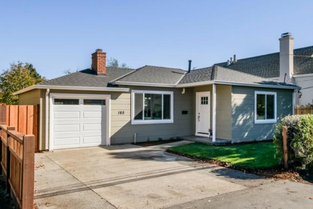 165 Central Ave, Redwood City, CA 94061 (#ML81729606) :: Julie Davis Sells Homes