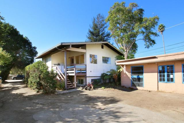 1211 Webster St, Santa Cruz, CA 95062 (#ML81729631) :: The Warfel Gardin Group