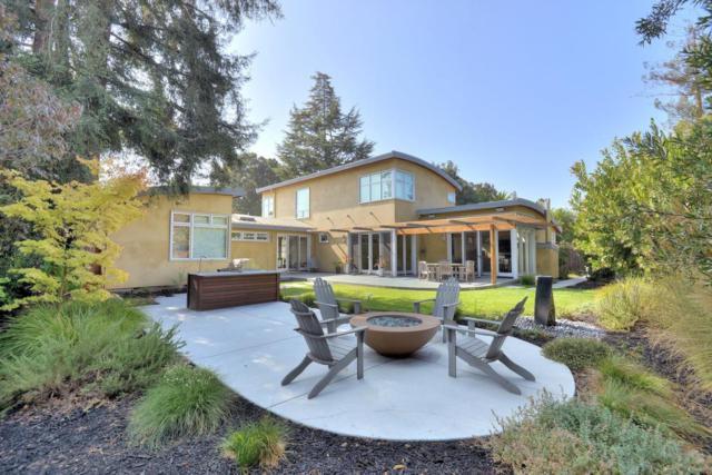 395 Arboleda Dr, Los Altos, CA 94024 (#ML81729664) :: The Kulda Real Estate Group