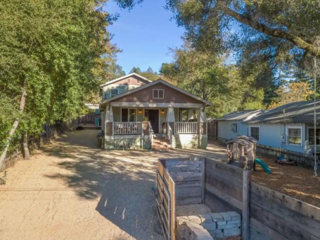 9754 Live Oak Ave, Ben Lomond, CA 95005 (#ML81729709) :: The Kulda Real Estate Group