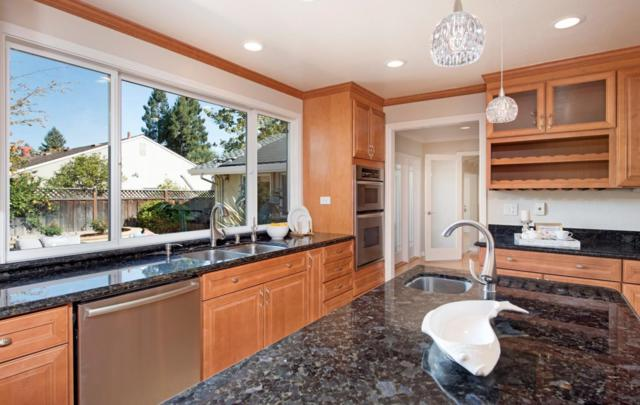 695 Berry Ave, Los Altos, CA 94024 (#ML81729786) :: The Kulda Real Estate Group
