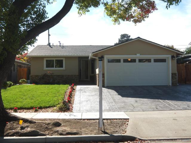 1111 Kentwood Ave, Cupertino, CA 95014 (#ML81729801) :: The Warfel Gardin Group