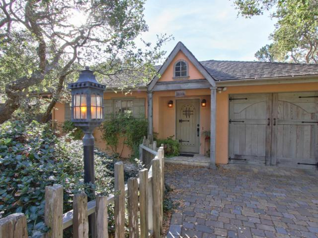 0 Perry Newberry 4 Sw Of 4th Ave, Carmel, CA 93921 (#ML81729817) :: The Kulda Real Estate Group
